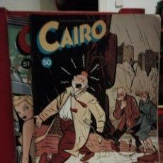 Cómics: CAIRO NUMEROS NUMEROS 50 Y 51. Lote 146146402