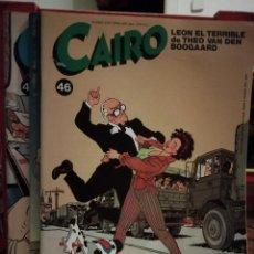 Cómics: CAIRO NUMEROS NUMEROS 46, 47 Y 48. Lote 146146542