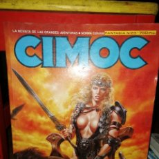 Cómics: CIMOC FANTASIA 23. Lote 146150938