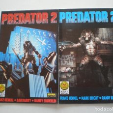Cómics: PREDATOR 2 - COMPLETA 2 NUMEROS NORMA COMIC BOOKS 1991 // FRANK HENKEL . Lote 146241354