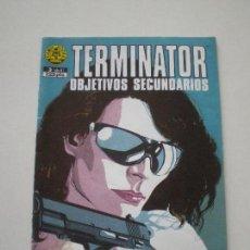 Cómics: TERMINATOR - OBJETIVOS SECUNDARIOS - Nº3 (DE 4) -NORMA COMIC BOOKS 1991. Lote 146242166