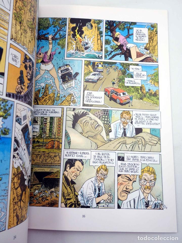 Cómics: CIMOC EXTRA COLOR 78. TAXI 3. LA FOSA DEL DIABLO (Alfonso Font) Norma, 1991. OFRT - Foto 4 - 152016653