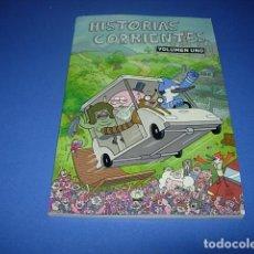 Cómics: CÓMICS. HISTORIAS CORRIENTES 1 - KC GREEN/STREJLAU. Lote 146267634