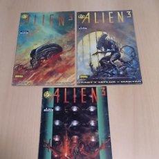 Comics : ALIEN 3 - NORMA / COLECCIÓN COMPLETA. Lote 219192742