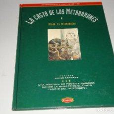 Cómics: LA CASTA DE LOS METABARONES 1 CARTONE. Lote 146414246