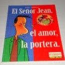 Cómics: EL SEÑOR JEAN EL AMOR LA PORTERA. Lote 146430802