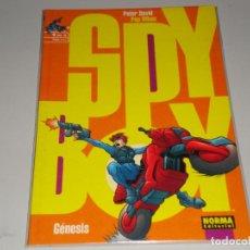 Cómics: SPY BOY COMPLETA 2 TOMOS. Lote 146432470