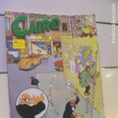 Cómics: RETAPADO CAIRO Nº 40-41 Y 42 - NORMA -. Lote 146561906