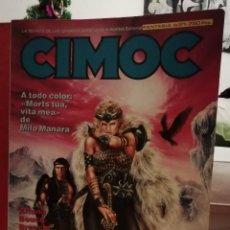 Cómics: CIMOC FANTASIA 21 CONTIENE LOS NUMEROS 71, 72 Y 73. Lote 146736074
