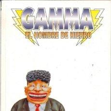 Cómics: GAMMA EL HOMBRE DE HIERRO NÚMERO 6 YASUHITO TAMAMOTO NORMA EDITORIAL MANGA. Lote 146903906