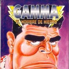 Cómics: GAMMA EL HOMBRE DE HIERRO NÚMERO 7 YASUHITO TAMAMOTO NORMA EDITORIAL MANGA. Lote 146903946