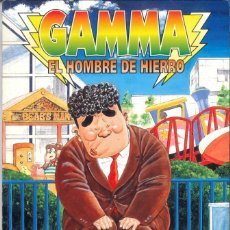 Cómics: GAMMA EL HOMBRE DE HIERRO NÚMERO 9 YASUHITO TAMAMOTO NORMA EDITORIAL MANGA. Lote 146904046