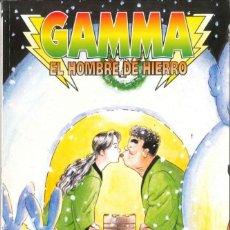 Cómics: GAMMA EL HOMBRE DE HIERRO NÚMERO 10 YASUHITO TAMAMOTO NORMA EDITORIAL MANGA. Lote 146904414