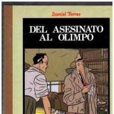 Cómics: DEL ASESINATO AL OLIMPO -D.TORRES- ÁLBUMES CAIRO Nº 11. 1ª EDICIÓN,1986. MUY BUENO.. Lote 146955602