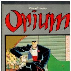 Cómics: OPIUM -DANIEL TORRES- ÁLBUMES CAIRO Nº 2. 1ª EDICIÓN: MAYO 1983. MUY BUENO.. Lote 146955866