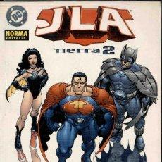 Cómics: JLA, TIERRA 2. Lote 147000346