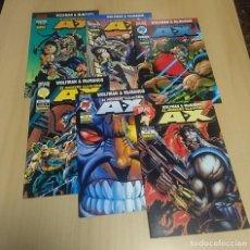 Comics : EL HOMBRE LLAMADO A-X - NORMA / COLECCIÓN COMPLETA. Lote 147222002