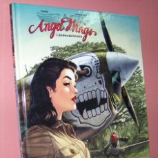 Cómics: ANGEL WINGS 1. BURMA BANSHEES. YANN, ROMAIN HUGAULT. Lote 147362526