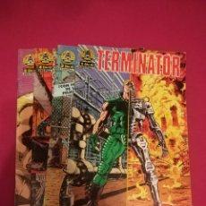 Cómics: TERMINATOR COMPLETA 4/4. COMIC BOOKS . NORMA EDITORIAL 1991 92. Lote 147372922