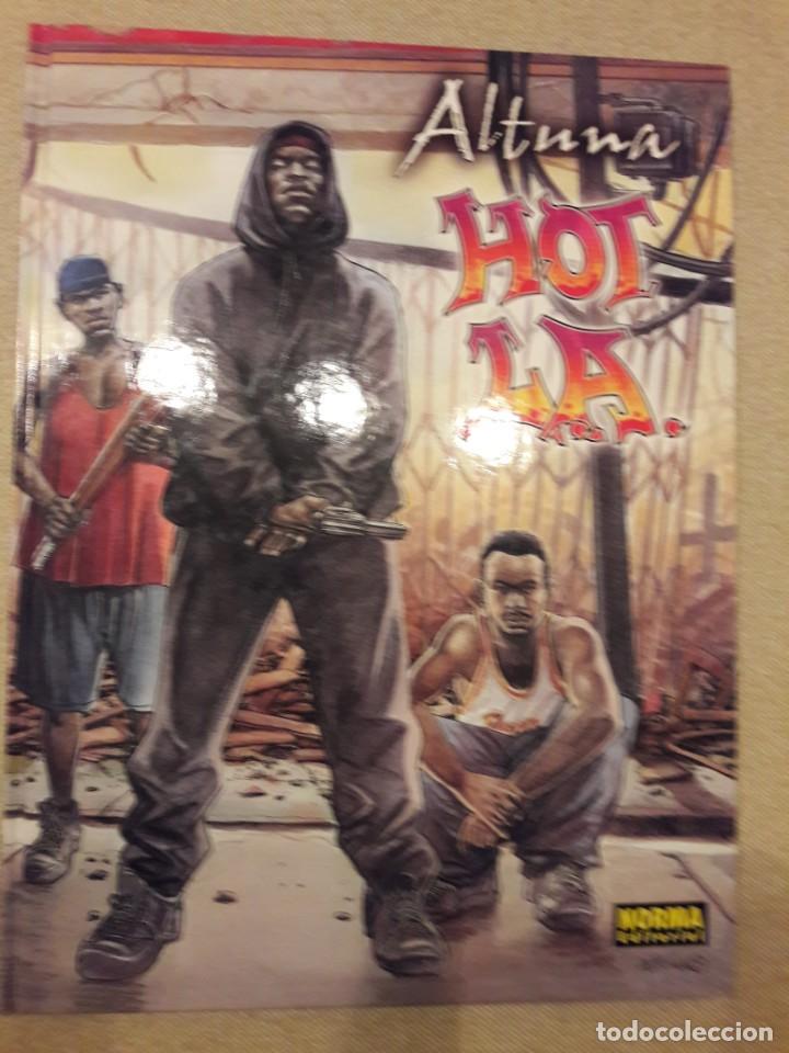 HOT L.A., HORACIO ALTUNA (Tebeos y Comics - Norma - Otros)
