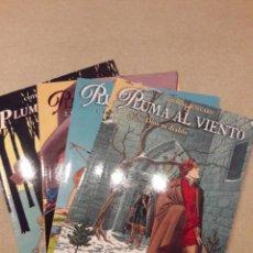 Comics - Pluma al Viento, Cothias / Juillard, completa (4 tomos) - 147466758