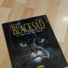 Cómics: BLACKSAD Nº1 PRIMERA EDICIÓN CON SOBRECUBIERTA. Lote 147469306