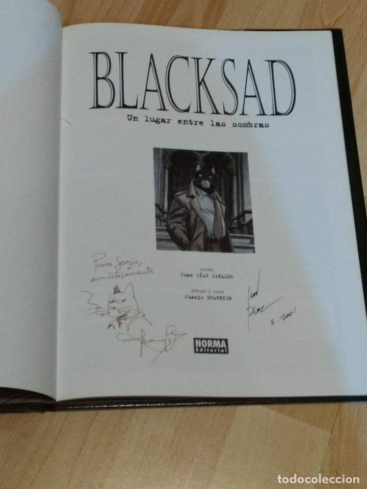 Cómics: Blacksad nº1 primera edición con sobrecubierta - Foto 2 - 147469306