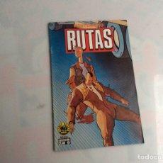 Cómics: RUTAS. MONTECARLO. COLECCIÓN CLAN Nº 2. COMIC BOOKS NORMA.. Lote 147510786