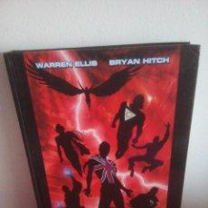 Comics - The Authority - Volumen 1 - Warren Ellis - Bryan Hitch - 147516954