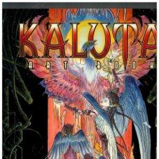 Cómics: KALUTA ART BOOK. 1ª EDICIÓN: ABRIL 2001. NUEVO.. Lote 147540898