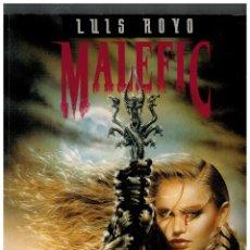 Cómics: MALEFIC,DE LUIS ROYO. PRIMERA EDICIÓN: AGOSTO DE 1994. EXCELENTE.. Lote 147541070
