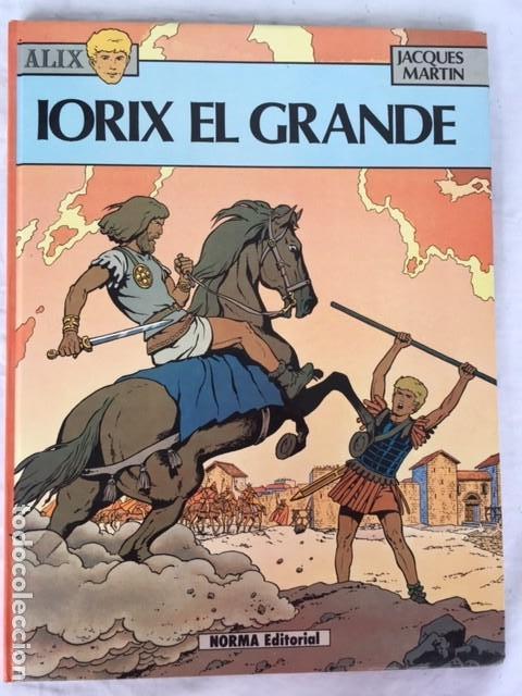 IORIX EL GRANDE - SERIE ALIX - ED. NORMA (Tebeos y Comics - Norma - Otros)