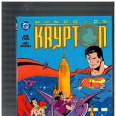 Cómics: MUNDO DE KRYPTON. TOMO. NORMA,2005.. Lote 147544070
