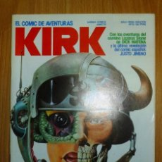 Cómics: KIRK : EL COMIC DE AVENTURAS. NÚM. 12 ; JUNIO 83. Lote 147586314