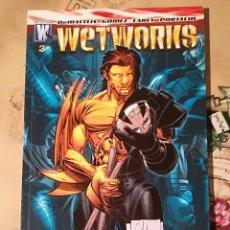 Cómics: WETWORKS Nº 3. Lote 147602918