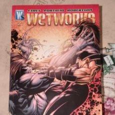 Cómics: WETWORKS Nº 2. Lote 147603042
