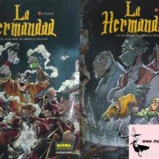 Cómics: LA HERMANDAD (COLECCIÓN COMPLETA) . Lote 147624346