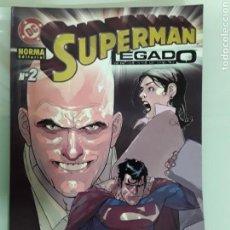 Cómics: SUPERMAN LEGADO 2 A ED NORMA. NUEVO. Lote 147632165