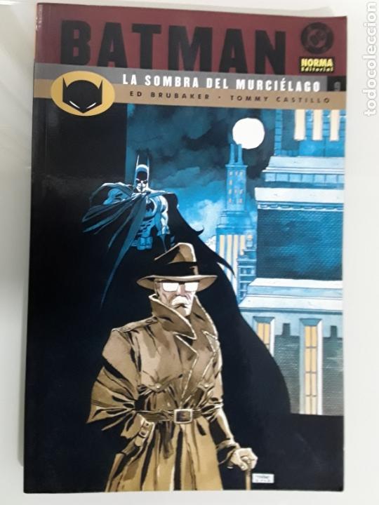 BATMAN - LA SOMBRA DEL MURCIÉLAGO N°9 - ED NORMA. NUEVO (Tebeos y Comics - Norma - Otros)