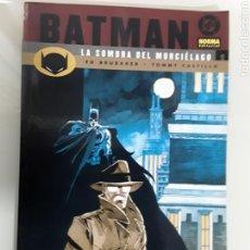 Cómics: BATMAN - LA SOMBRA DEL MURCIÉLAGO N°9 - ED NORMA. NUEVO. Lote 147633516