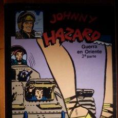 Cómics: COMIC - JHONNY HAZARD - FRANK ROBINS - GUERRA EN ORIENTE 2ª PARTE - NORMA. Lote 147660406
