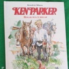 Cómics: KEN PARKER - HOGAR DULCE HOGAR - ED. NORMA. Lote 147685882