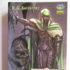 Cómics: REINOS OLVIDADOS COMPLETA 6 TOMOS - R.A. SALVATORE - NORMA - TAPA BLANDA - NUEVO. Lote 147697374