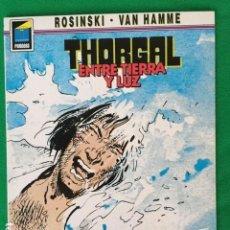 Cómics: THORGAL, ENTRE TIERRA Y LUZ - NORMA EDITORIAL, COLECCION PANDORA Nº 15. Lote 147698022