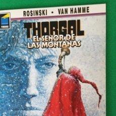 Cómics: THORGAL, EL SEÑOR DE LAS MONTAÑAS - NORMA EDITORIAL COLECCIÓN PANDORA Nº 20. Lote 147698406