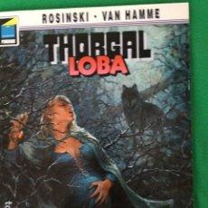 Cómics: THORGAL, LOBA - NORMA EDITORIAL COLECCION PANDORA Nº 26. Lote 147698758