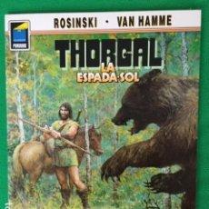 Cómics: THORGAL LA ESPADA-SOL - NORMA EDITORIAL COLECCION PANDORA Nº 37. Lote 147699646
