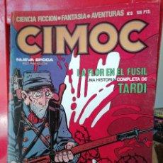 Cómics: CIMOC 8. Lote 147705006