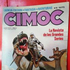 Cómics: CIMOC 16. Lote 147705086