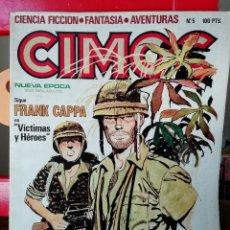 Cómics: CIMOC 5. Lote 147705210